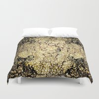 decorative Duvet Covers featuring Decorative pattern by nicky2342