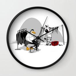 animals domestic Wall Clock