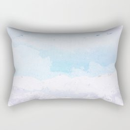 Clouds in the Heavens Rectangular Pillow