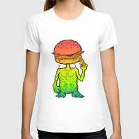 et T-shirts featuring ET Burger by beeisforbear