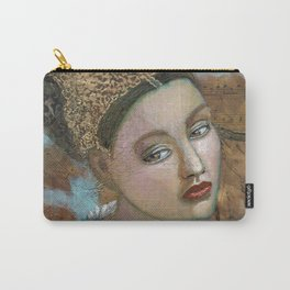The last strains of music Carry-All Pouch