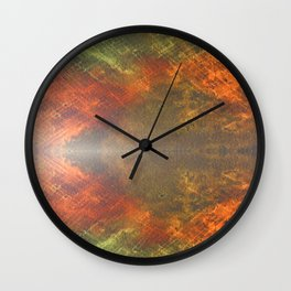 Why do you confuse me? Wall Clock