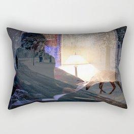 A Beautiful Imagination, No. 79 Rectangular Pillow
