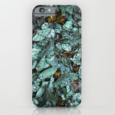 Patina Leaves iPhone 6s Slim Case