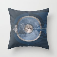 O Moon! the oldest shades #everyweek 45.2016 Throw Pillow
