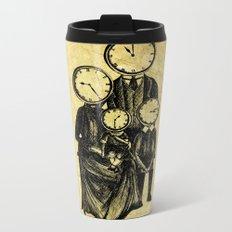 Family Time Metal Travel Mug