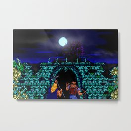 Dark Castle Metal Print