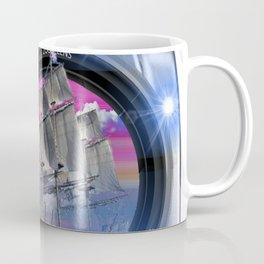 Recuerdos del Pasado barco Coffee Mug