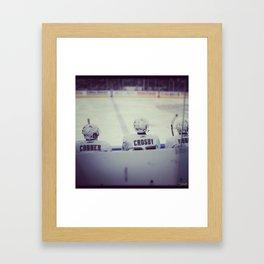 Conner Crosby Kunitz Framed Art Print