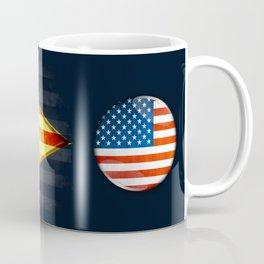 American Coffee Mug