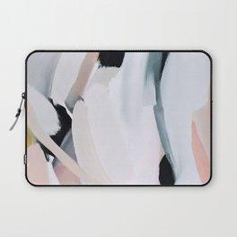 Abstract Brush Strokes, I Laptop Sleeve