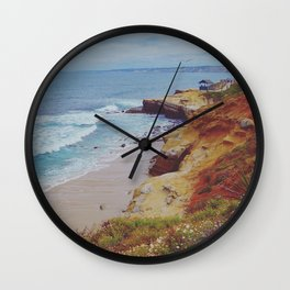 La Jolla Shores Wall Clock