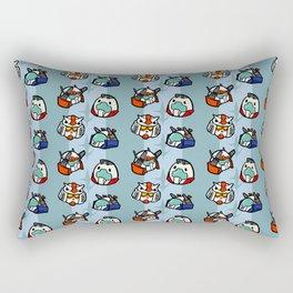 0079 Feds Rectangular Pillow