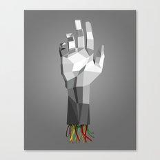 android anatomy Canvas Print