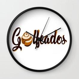 Sweet Golfeados Cinnamonroll Wall Clock