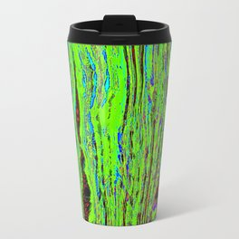 green flow Travel Mug