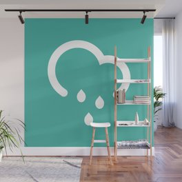 Light Shower - Better Weather Wall Mural