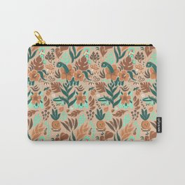 Tropical Grass Type Carry-All Pouch
