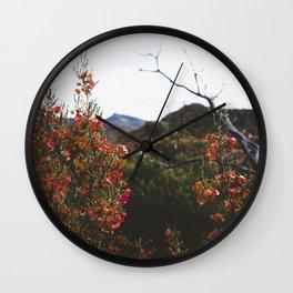In Bloom II Wall Clock