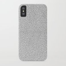 Keys Allover Print iPhone X Slim Case