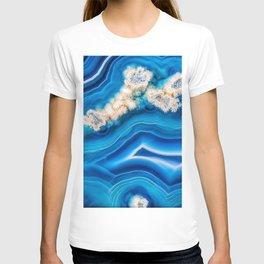Blue Island Agate T-shirt