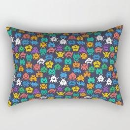 Bits and Bugs Rectangular Pillow