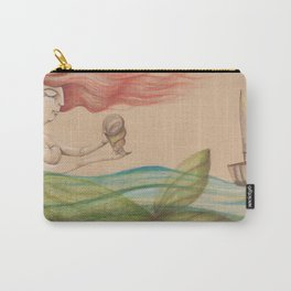 Partenope Carry-All Pouch