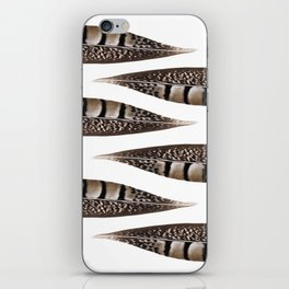 FEATHER iPhone Skin