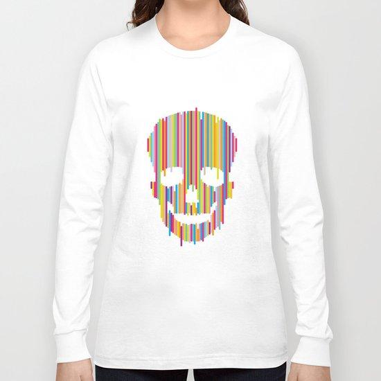 Skull Study no.1 Long Sleeve T-shirt