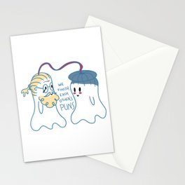 Little Ghost Telepathic Stationery Cards