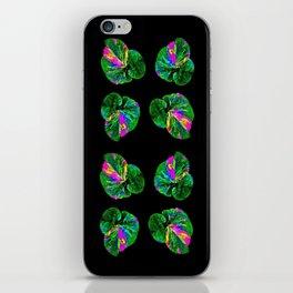 Nature leaves in fantasy iPhone Skin