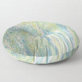 Realization Floor Pillow