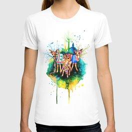 winter time T-shirt