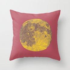 Chinese Mid-Autumn Festival Moon Cake Print Throw Pillow