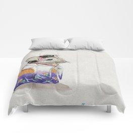 Geisha Chinchilla Comforters