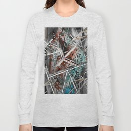Broken pieces Long Sleeve T-shirt