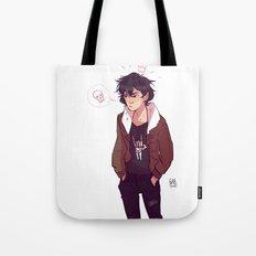 Nico Di Angelo Tote Bag