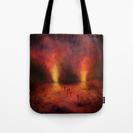 Leaving the past Tote Bag