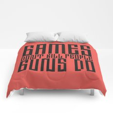 PAUSE – Games don't Kill Comforters