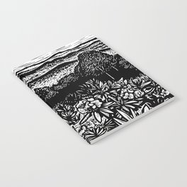 Carolina Rhododendron Notebook