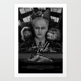 Carnival of Souls Art Print
