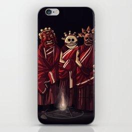 Mahakala iPhone Skin