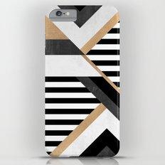 Stripe Combination iPhone 6 Plus Slim Case