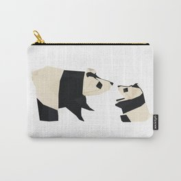 Origami Giant Panda Carry-All Pouch