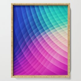 Abstract Colorful Art Pattern (LTBG - Low poly) - Texture aka. Spectrum Bomb! (Photoshop Colorpicker Serving Tray