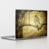 hunter Laptop & iPad Skins featuring Hunter by Curt Saunier