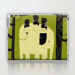 GREEN SKY Laptop & iPad Skin