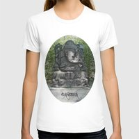 ganesha T-shirts featuring Ganesha by Lucia