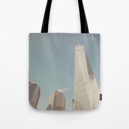 World Sky - New York City Tote Bag