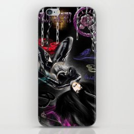 Monika iPhone Skin
